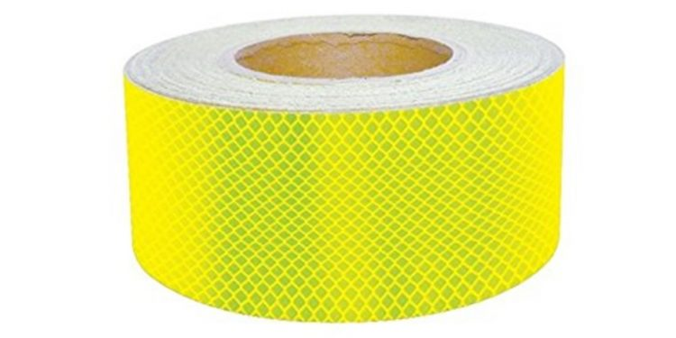 Use Yellow Reflective Tape To Enhance Safety In The Workplace